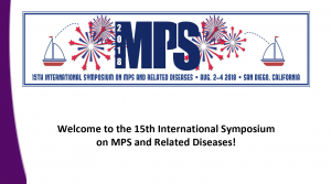Videos from the 15th Annual International Symposium on MPS and Related Diseases.
